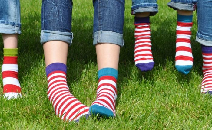 Malá Popleta – originální ponožky nejen proděti