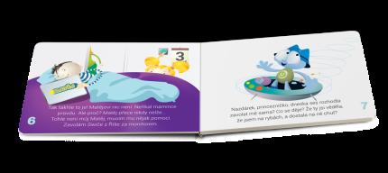 Kniha pro bezpečí dětí na internetu