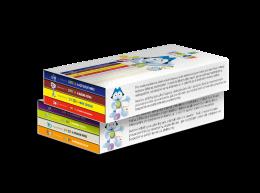 Knihy pro bezpečí dětí na internetu